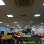 図書館LED化工事