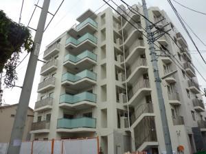 共同住宅新築電気設備工事